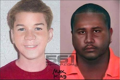 White Trayvon